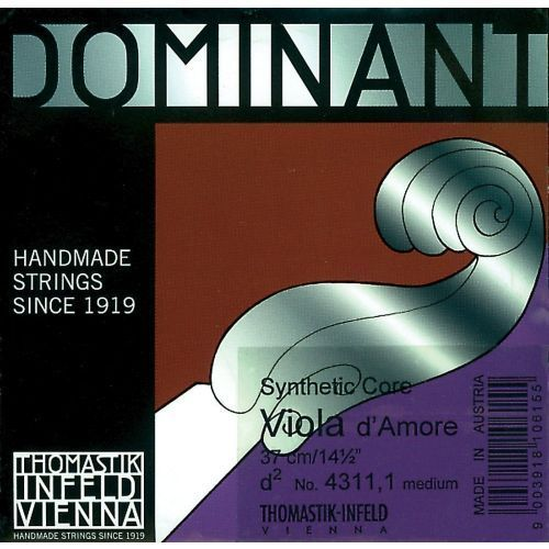 Thomastik (645607) struna do altówki d′amore Dominant - A - 4311,7