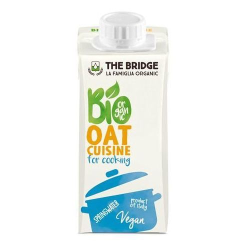 Krem Do Gotowania Owsiany 200ml - The Bridge