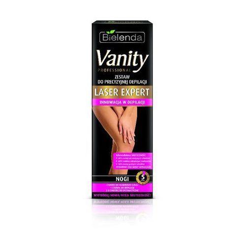 Bielenda, Vanity Laser Expert, krem do depilacji nóg, 100 ml, towar z kategorii: Kremy do depilacji