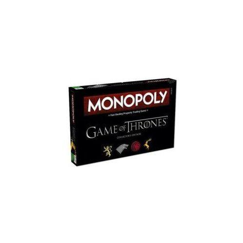 Monopoly game of thrones gra o tron marki Hasbro
