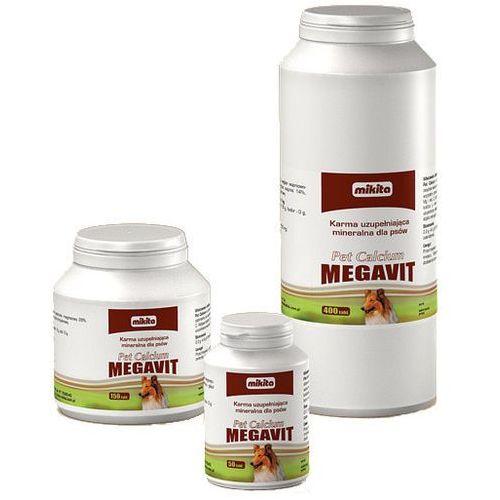 Mikita MEGAVIT Pet Calcium 400 tabletek