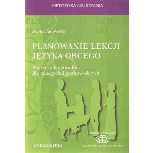 Planowanie lekcji języka obcego, Universitas