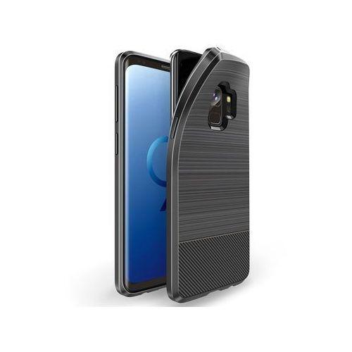 Etui Dux Ducis Mojo magnes Samsung Galaxy S9 czarne, kolor czarny