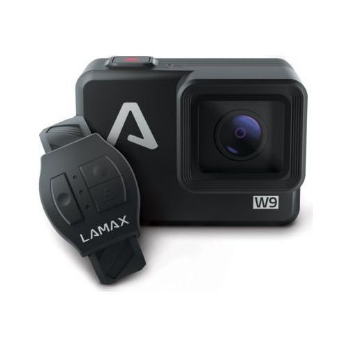 Kamera sportowa LAMAX W9 Czarny