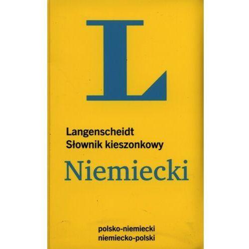 Kieszonkowy słownik polsko-niemiecki, niemiecko-polski (rok 2014), LANGENSCHEIDT