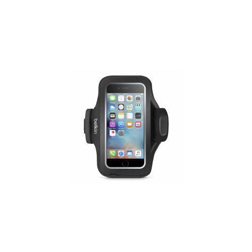 Etui Opaska na ramię Belkin Sport-Fit Pro iPhone 7, czarna (Futerał telefoniczny)