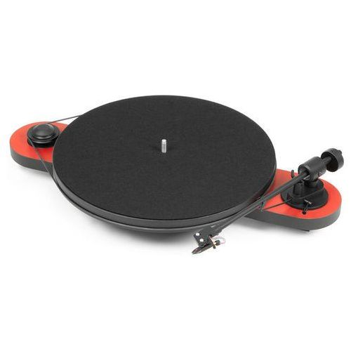 PRO-JECT AUDIO SYSTEMS ELEMENTAL RED/BLACK, ELEMENTAL RED/BLACK