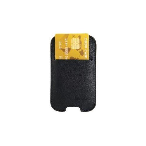 Etui HAMA Credit Card XXL Czarny - produkt z kategorii- Futerały i pokrowce do telefonów
