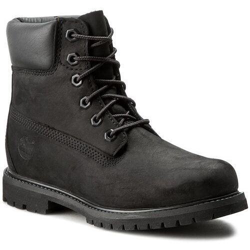 Trapery TIMBERLAND - 6In Premium Boot 8658A Black, w 2 rozmiarach