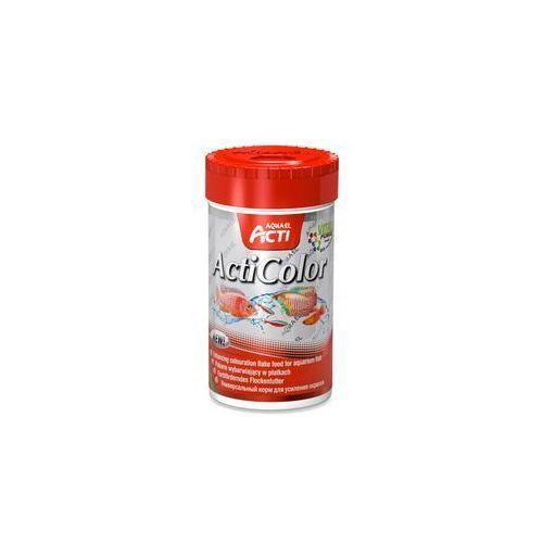 Aquael  acti color 250 ml multi- rób zakupy i zbieraj punkty payback - darmowa wysyłka od 99 zł