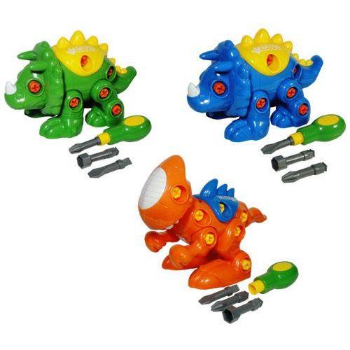 Figurka SWEDE Dinozaur do skręcania z kategorii Figurki dla dzieci