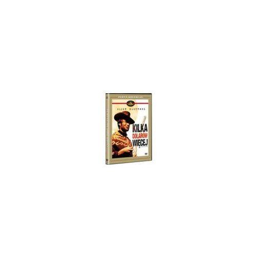 Za kilka dolarów więcej (DVD) - Sergio Leone (5903570146787)