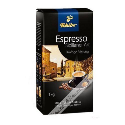 Tchibo Espresso Sizilianer 1kg  ziarnista z kategorii Kawa
