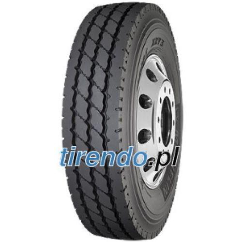 Michelin XZY 3 425/65 R22.5 165K 20PR , podwójnie oznaczone 16.5 , Doppelkennung 16.5, Doppelkennung 16.5 R 22.5 -DOSTAWA GRATIS!!! (3528709858793)