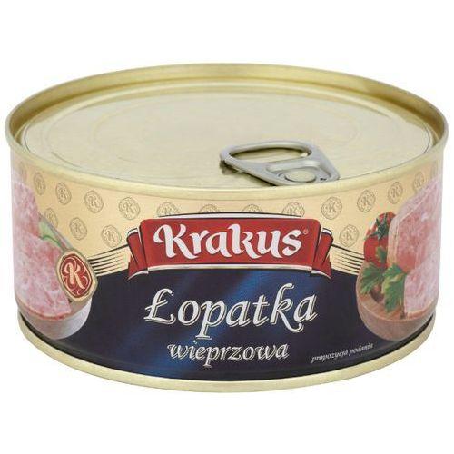 Konserwa Łopatka wieprzowa 300 g Krakus z kategorii Konserwy i pasztety mięsne