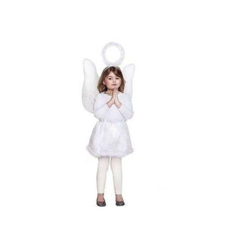 Kostium dziecięcy aniołek - un. 90/120 cm marki Go
