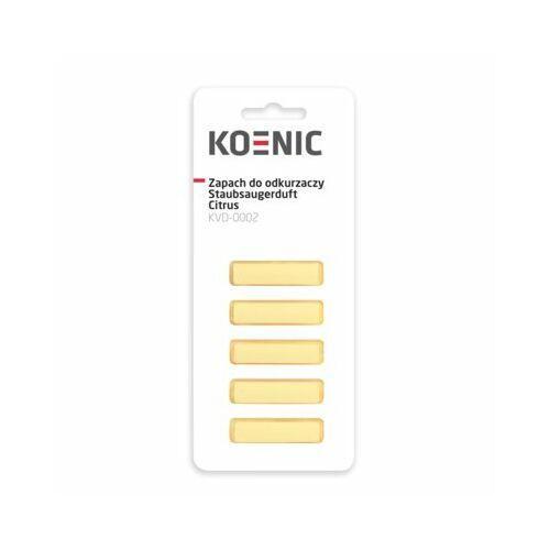 Zapach do odkurzacza KOENIC KVD-0002 Cytrusowy (4049011153561)