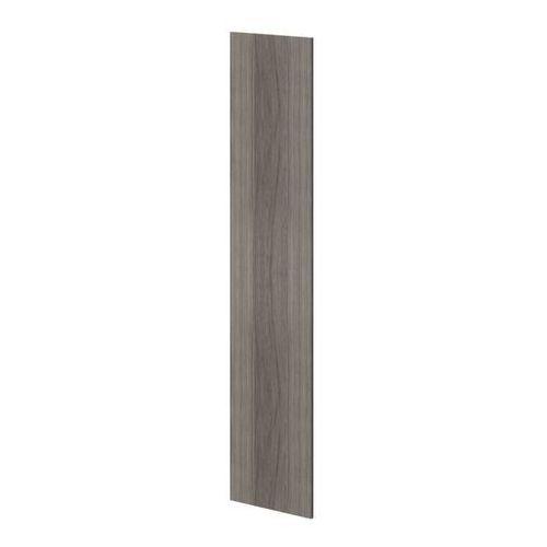 Drzwi do korpusu 37,5 x 187,5 cm atomia dąb szary marki Goodhome