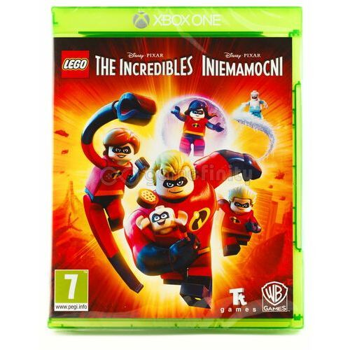 LEGO Iniemamocni (Xbox One)