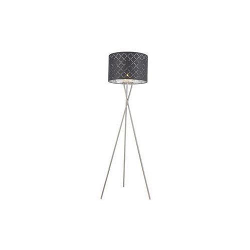 Globo KIDAL Lampa Stojąca Nikiel matowy, 1-punktowy - Nowoczesny - Obszar wewnętrzny - KIDAL - Czas dostawy: od 6-10 dni roboczych