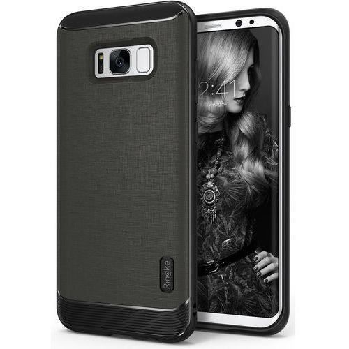 Etui Ochronne Ringke Flex Samsung S8 Plus - Szary, kolor szary
