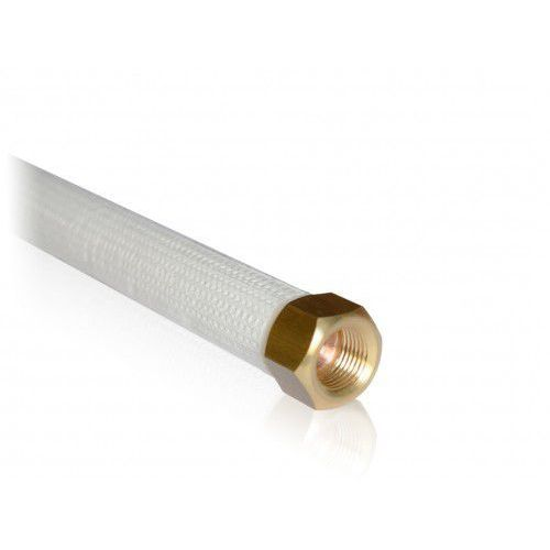 Ebrille Gotowa do podłączenia rura miedziana w otulinie 3/8cala (9,52mm) 3mb (ebr38m3)