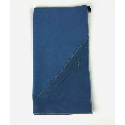 Ręcznik szybkoschnący z kieszonką Dr.Bacty M granatowy (5902596774844)