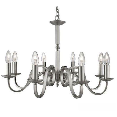 1505-5ss lampa wisząca richmond srebrna marki Searchlight