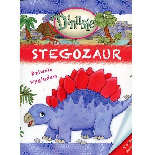 Dinusie. Stegozaur - Wysyłka od 3,99 - porównuj ceny z wysyłką, oprawa broszurowa