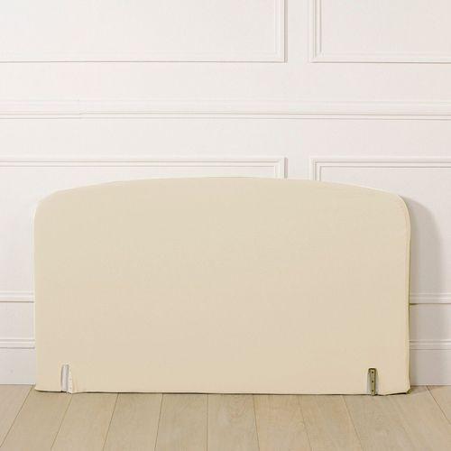 Poszewka na zagłówek łóżka, profilowany kształt