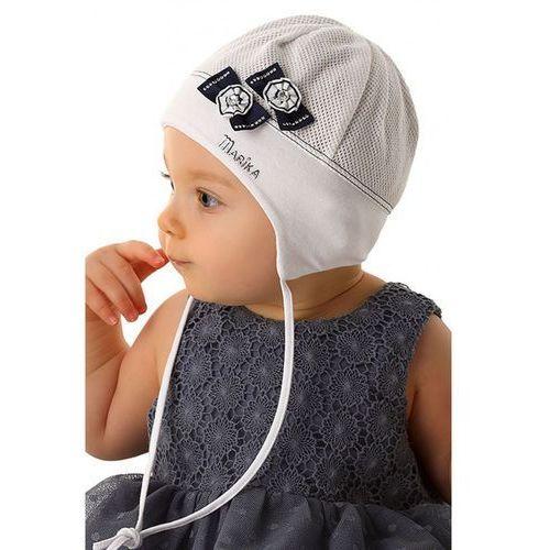 Czapka niemowlęca wiązana 5x34cr marki Marika