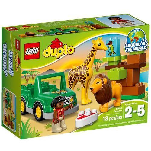 Lego DUPLO Sawanna (savanna) 10802