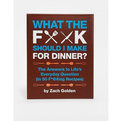 What The FK Should I Make For Dinner Book - Multi z kategorii Gadżety