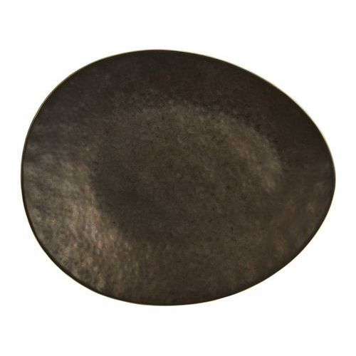 Półmisek owalny carbon | 350x285 mm marki Fine dine
