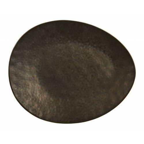 Półmisek owalny Carbon | 350x285 mm