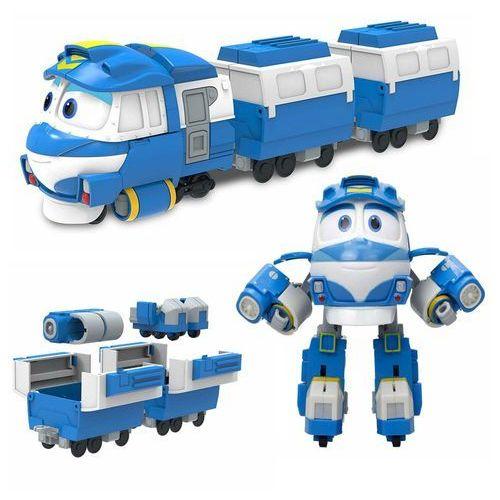 Robot trains figurka transformująca kay deluxe marki Cobi