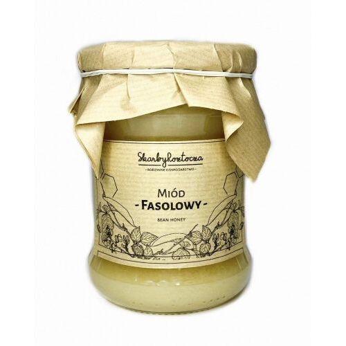Miód fasolowy 700g marki Skarby roztocza