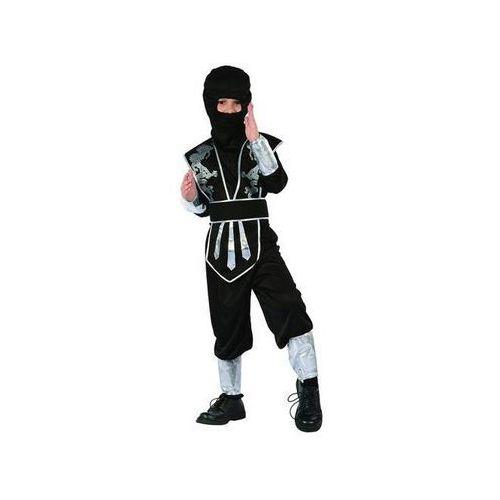 Kostium ninja wojownik - s - 110/120 cm marki Go