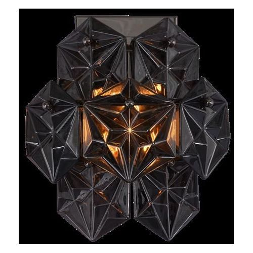 Cosmo light Kinkiet brisbane w01854bk ni – (5902115961854)