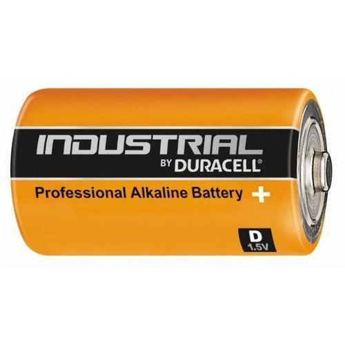 100 x bateria alkaliczna Duracell Industrial LR20 D (bulk)