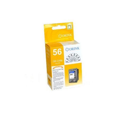 Tusz do drukarek hp 56 photosmart 100 / 230 / deskjet 450 | black | 22ml. ch56a or marki Orink