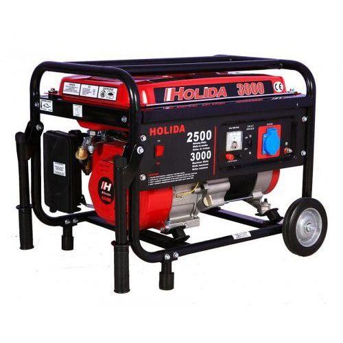 Agregat prądotwórczy, generator HOLIDA 3000 jedna faza 3 kW