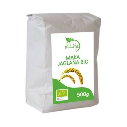BIOLIFE 500g Mąka jaglana Bio