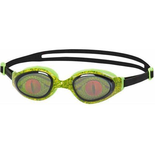 Speedo Okulary Holowonder Junior Lizard/Smoke