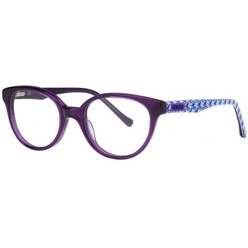 Okulary korekcyjne  kz 6048 kids c03 marki Kenzo