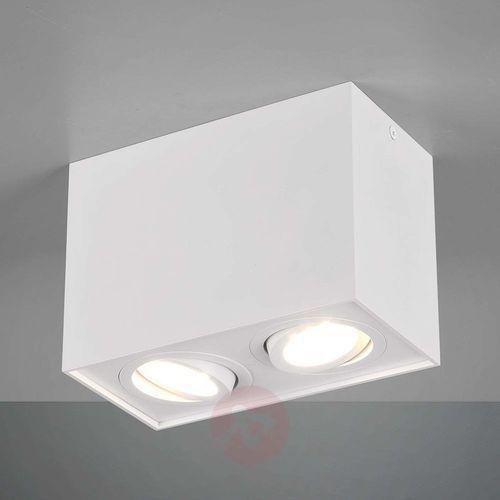Lampa Sufitowa Trio Leuchten BISCUIT Biały, 2-punktowe - Nowoczesny - Obszar wewnętrzny - BISCUIT - Czas dostawy: od 3-6 dni roboczych, kolor Biały