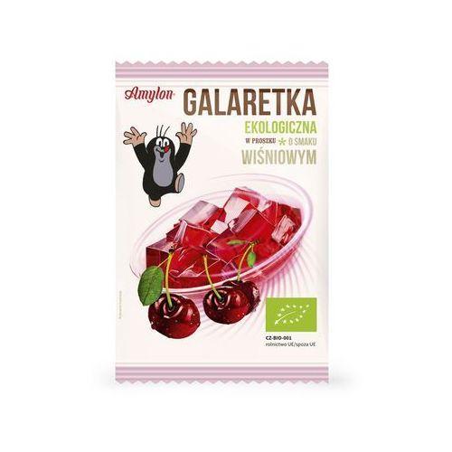 : galaretka wiśniowa bio - 40 g marki Amylon