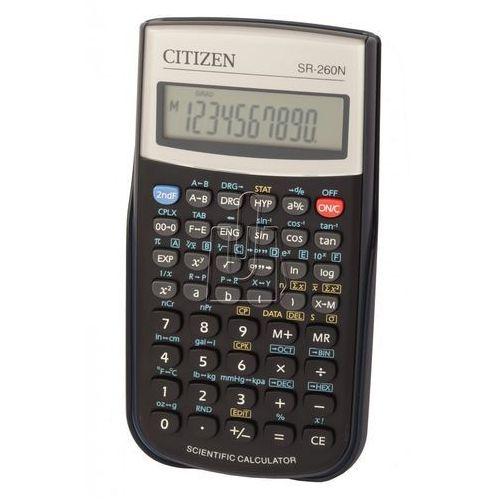 Kalkulator CITIZEN SR-260N (4562195131663)