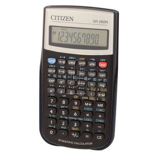 Kalkulator CITIZEN SR-260N