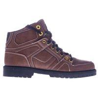 buty OSIRIS - Dcn Boot Brown/Black (559) rozmiar: 42.5, kolor brązowy
